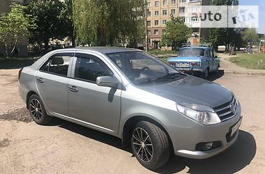 Geely MK-2 Restyling