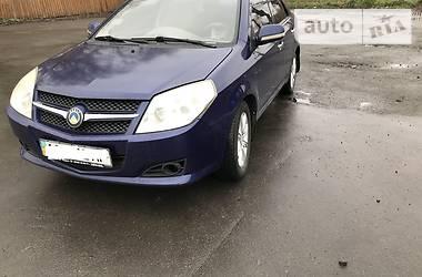 Geely MK 2008 в Луцке