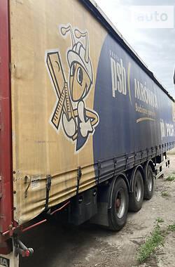 Тентованный борт (штора) - полуприцеп General Trailers ТХ34 2003 в Сумах