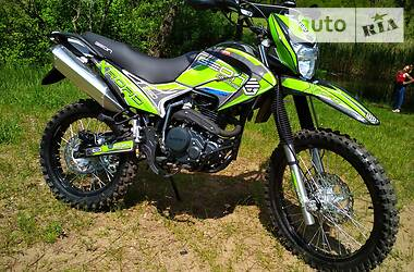 Мотоцикл Внедорожный (Enduro) Geon X-Road 250CBB 2020 в Каменском