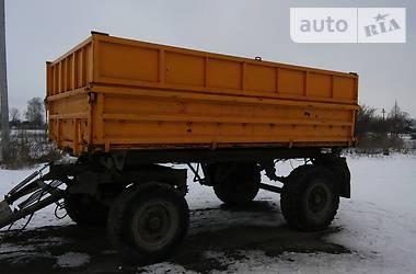 ГКБ 8535 1990 в Демидовке