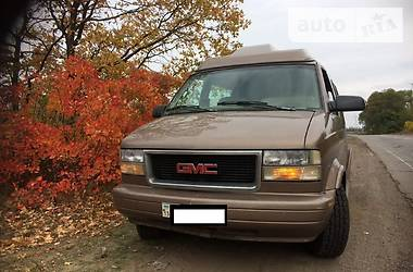 GMC Safari 1995 в Одессе