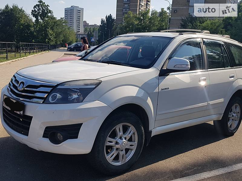 Great Wall Haval H3 2012 в Константиновке
