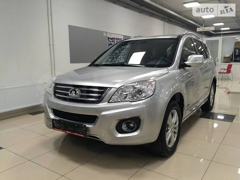 Great Wall Haval H6 2015 года