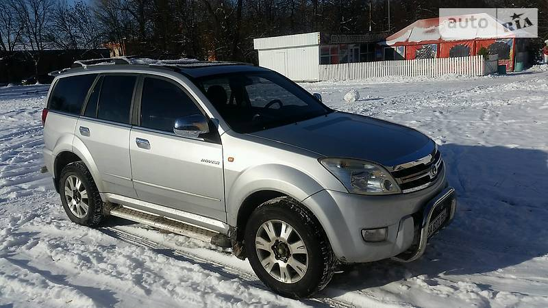 Great Wall Hover 2009 року
