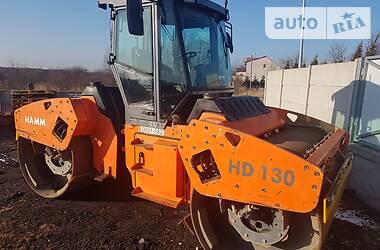 Hamm HD 130 2004 в Львове