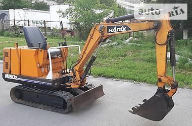 Миниэкскаватор Hanix N150 2003 в Каменец-Подольском