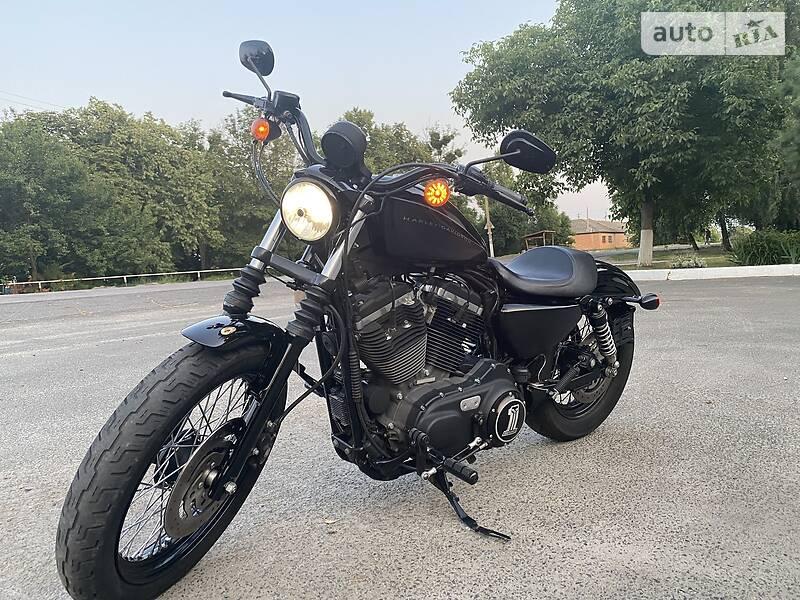 Мотоцикл Чоппер Harley-Davidson 1200 Sportster 2008 в Лубнах
