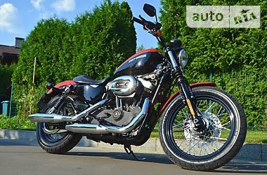 Harley-Davidson 1200N Sportster Nightster XL