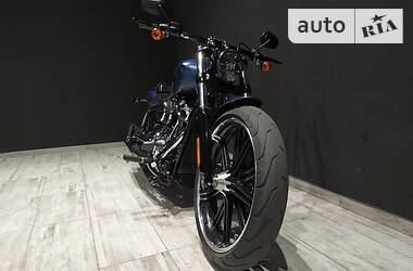 Harley-Davidson Breakout 2018 в Львові