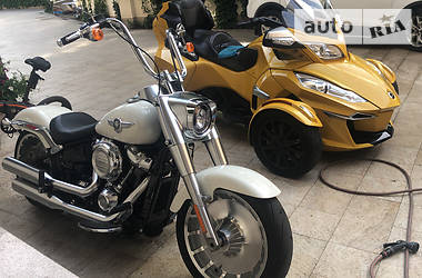 Harley-Davidson Fat Boy 2018 в Одесі