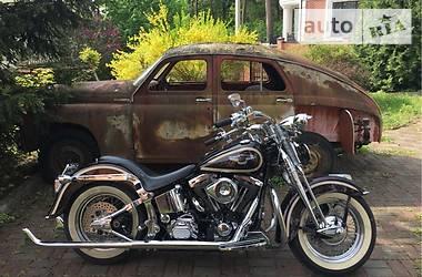 Harley-Davidson FLSTS 1998 в Львове