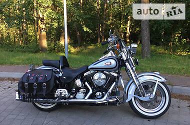 Harley-Davidson FLSTS 1999 в Львове