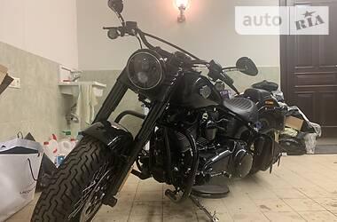 Мотоцикл Чоппер Harley-Davidson Softail Slim S 2017 в Києві
