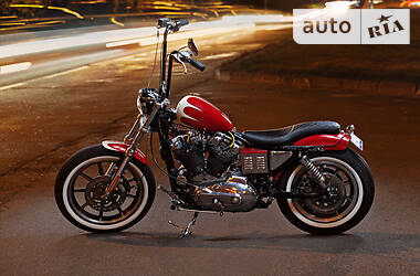 Мотоцикл Кастом Harley-Davidson Sportster 1985 в Львові