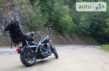 Harley-Davidson Street Bob 2008 в Львове