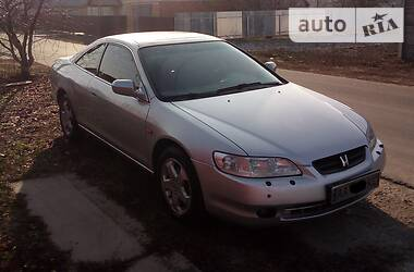 Honda Accord Coupe 2000 в Киеве