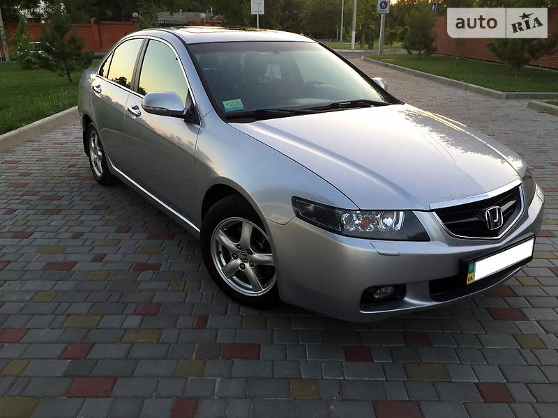 Honda Accord 2004 в Измаиле