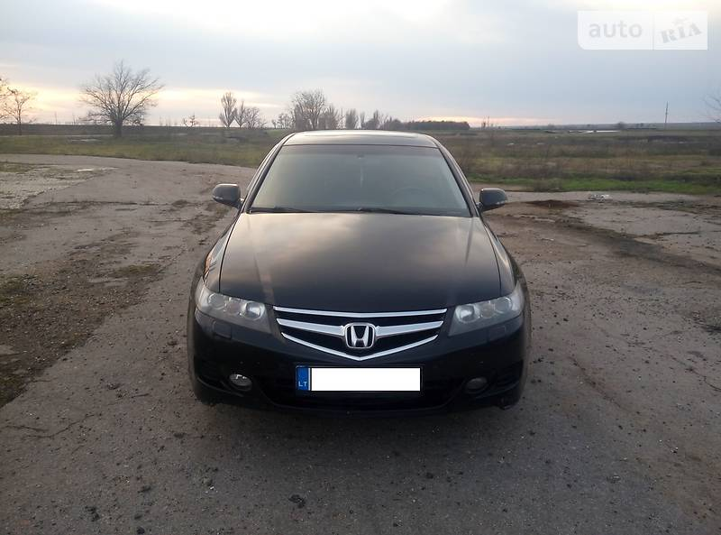Honda Accord 2006 в Мелитополе