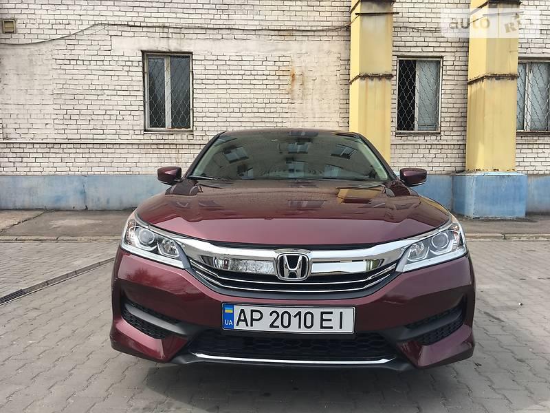 Honda Accord 2015 в Запорожье