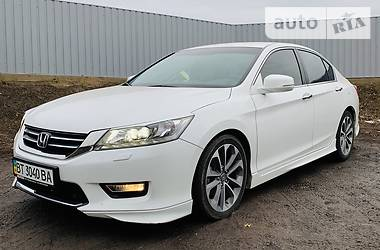 Honda Accord 2013 в Горностаевке
