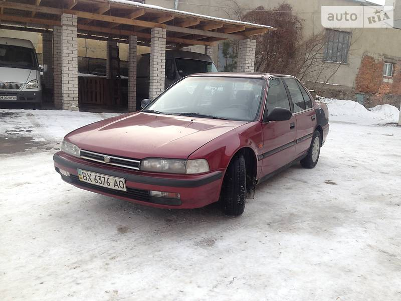Honda Accord 1993 року в Житомирі