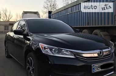 Honda Accord 2016 в Николаеве
