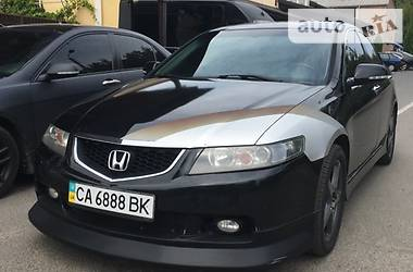 Honda Accord 2004 в Смеле
