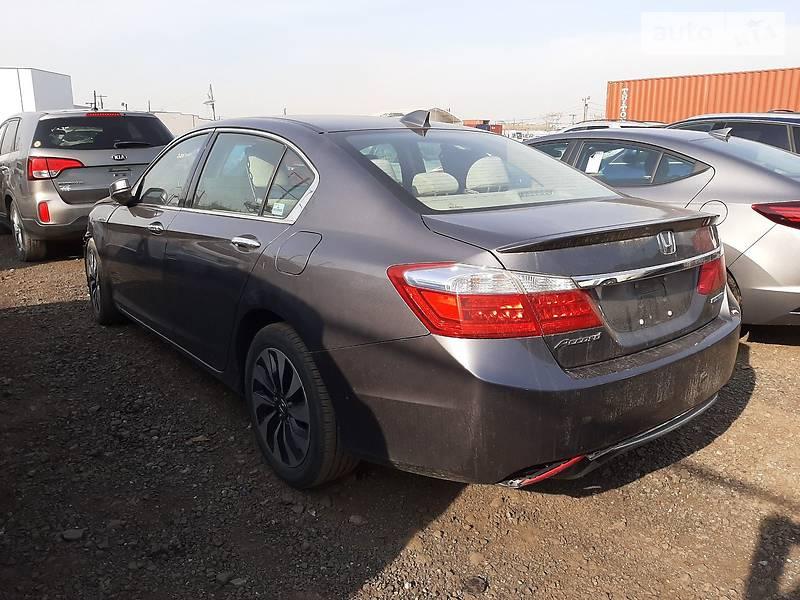 Honda Accord 2015 в Киеве