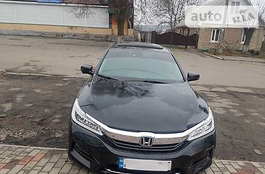 Honda Accord 2016 в Тараще