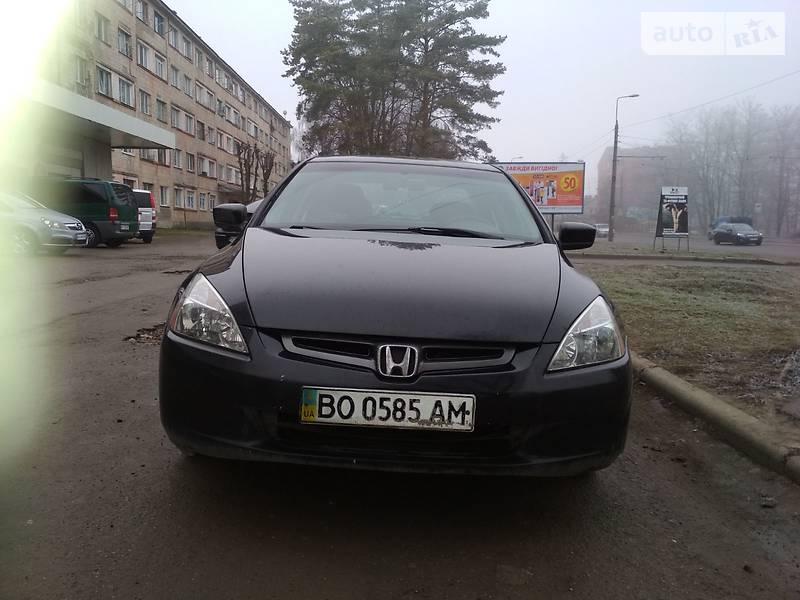 Honda Accord 2004 в Тернополе