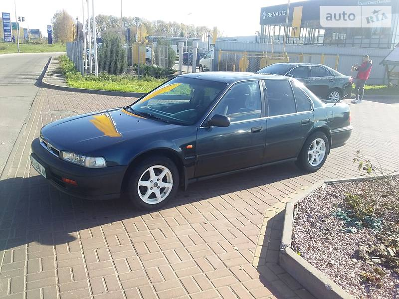 Honda Accord 1990 в Полтаве