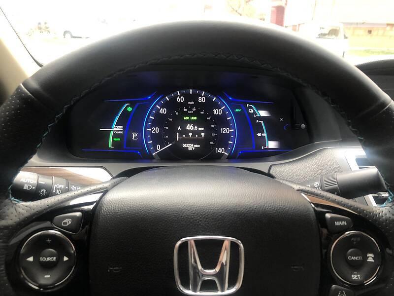 Седан Honda Accord 2016 в Києві