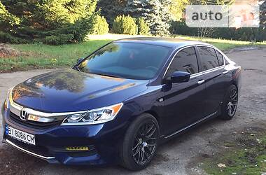 Honda Accord 2015 в Полтаве