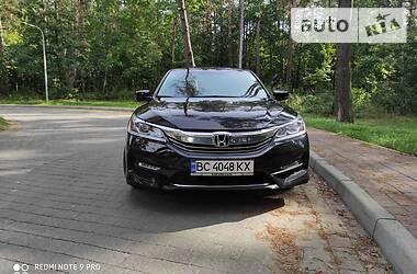 Honda Accord 2017 в Львове