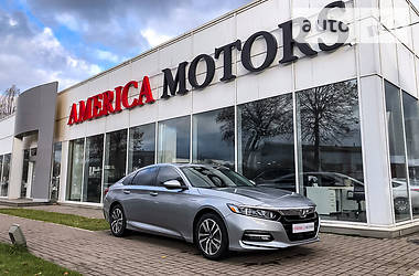 Honda Accord 2019 в Киеве