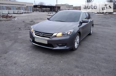 Honda Accord 2014 в Новотроицком
