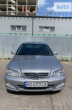 Хэтчбек Honda Accord 2001 в Ужгороде