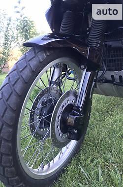 Мотоцикл Багатоцільовий (All-round) Honda Africa Twin 2001 в Полтаві