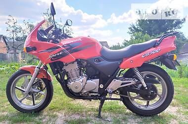 Honda CB 500 1999 в Новых Санжарах