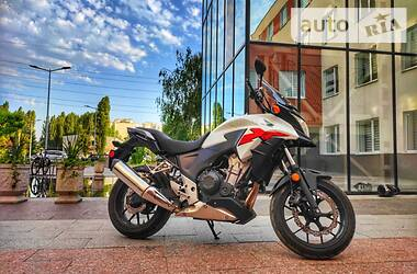 Мотоцикл Многоцелевой (All-round) Honda CB 500 2013 в Одессе