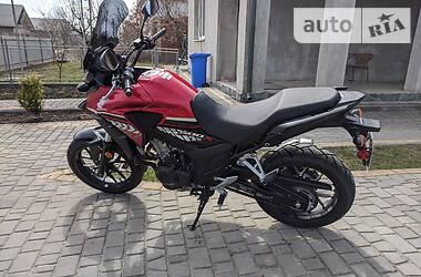 Honda CB 500 2017 в Снятине