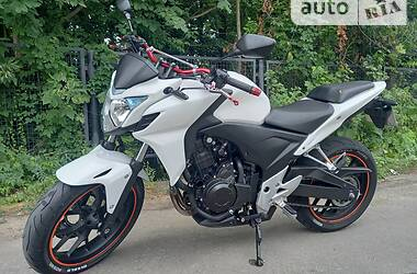 Мотоцикл Спорт-туризм Honda CB 500 2015 в Умани