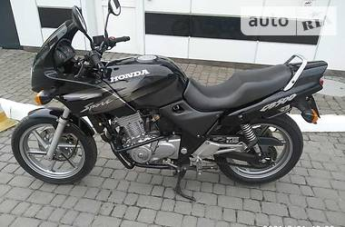 Мотоцикл Спорт-туризм Honda CB 500 1998 в Львове