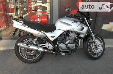 Мотоцикл Спорт-туризм Honda CB 500 1998 в Дніпрі