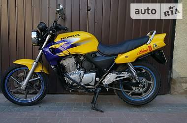 Honda CB 2000 в Трускавце