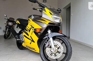 Мотоцикл Спорт-туризм Honda CBR 600 1997 в Ровно