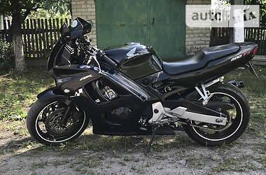 Мотоцикл Спорт-туризм Honda CBR 600 1996 в Александровке