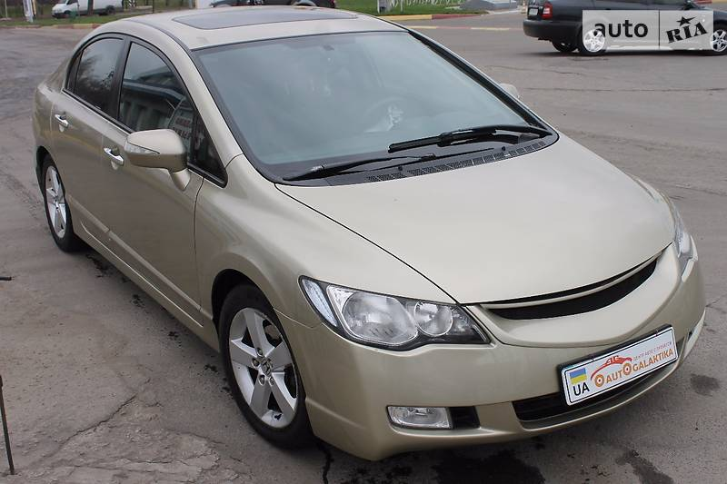 Honda Civic 2007 в Николаеве