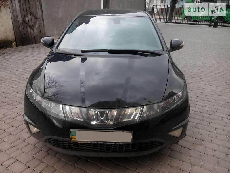 Honda Civic 2009 в Ивано-Франковске